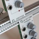 ClicksClocks Eurorack 6U frame detail