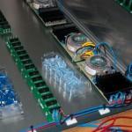 ClicksClocks Console Case final assembly