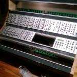 ClicksClocks Console Case final assembly adding modules
