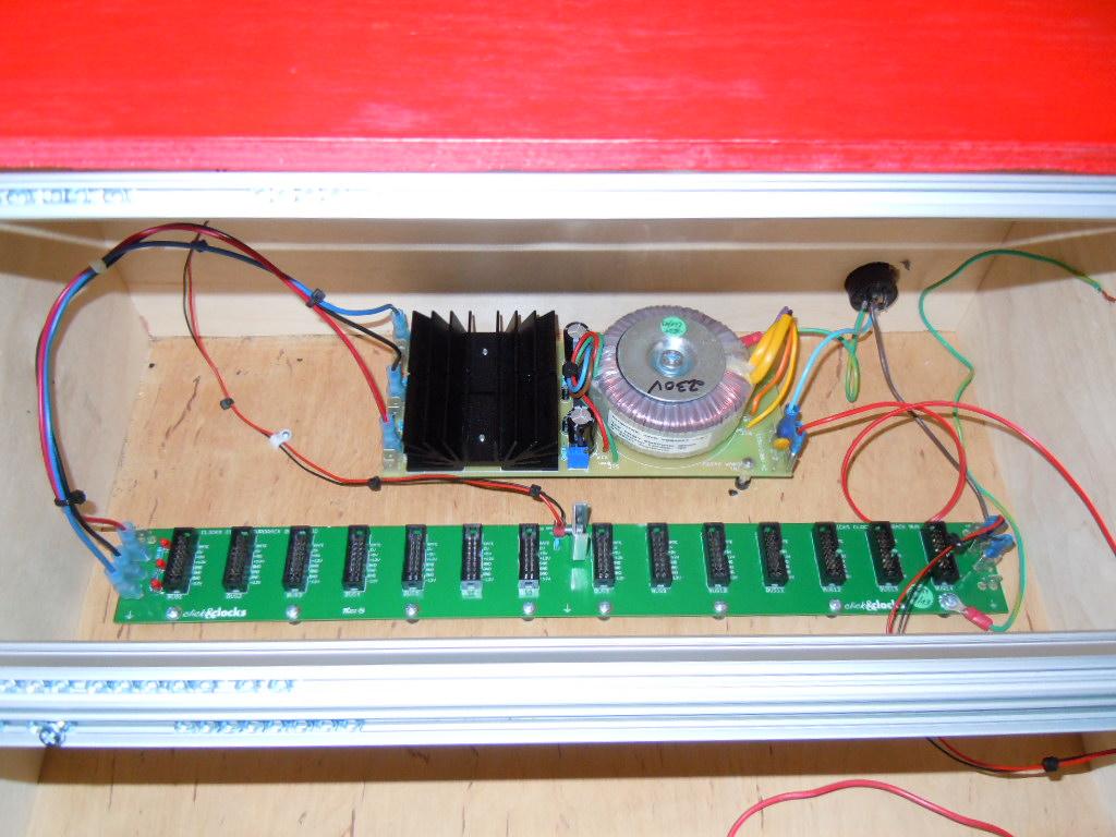 DIY Power supply for Polivoks Modular System