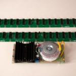 ClicksClocks 19 inch Rack - PSU Busboards