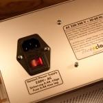 ClicksClocks 19 inch 3U mains inlet