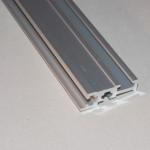 Eurorack DIY Materials: Rails in flexible width