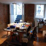 Clicks & Clocks Workshop/Shop Inside View